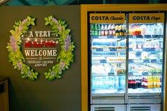 Costa Coffee fotos de stock