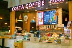 Costa Coffee fotografia de stock