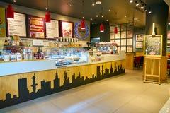 Costa Coffee lizenzfreies stockbild