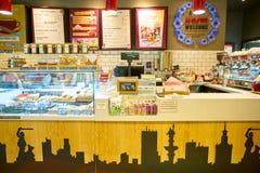 Costa Coffee lizenzfreie stockfotografie