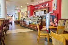 Costa Coffee stockfotos