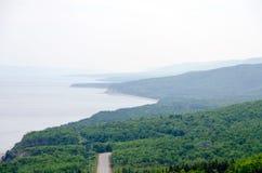 Costa costa Imagen de archivo