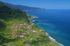 Costa costa atlántica Fotografía de archivo libre de regalías
