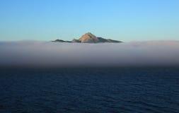 Costa costa de Alaska en Ketchikan fotografía de archivo libre de regalías