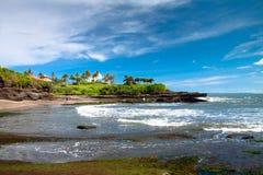 Costa costa de Bali imagenes de archivo