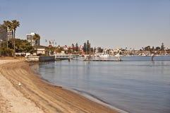 Costa costa de Coronado Imagen de archivo