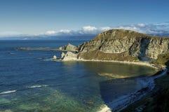 Costa costa de Kaikoura fotos de archivo libres de regalías