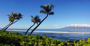 Costa costa de Kauai Imagen de archivo