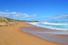 Costa costa Fotografía de archivo