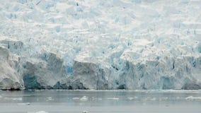 Costa costa de la Antártida almacen de metraje de vídeo
