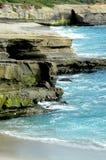 Costa costa de La Jolla, California imagen de archivo libre de regalías