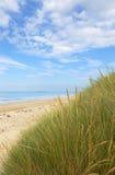 Costa costa de Northumberland fotos de archivo