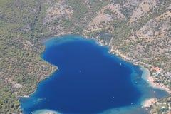 Costa costa de Oludeniz Imagen de archivo