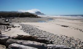 Costa costa de Oregon cerca de Florencia Imagenes de archivo