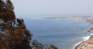 Costa costa de Senegal, Dakar Foto de archivo libre de regalías