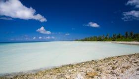 Costa costa del Calmness. imagen de archivo libre de regalías