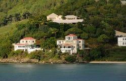 Costa costa del Caribe fotografía de archivo libre de regalías