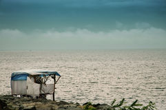 Costa costa del Mar Negro, Turquía Fotografía de archivo libre de regalías