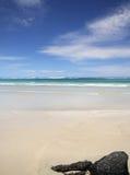 Costa costa del océano Fotografía de archivo
