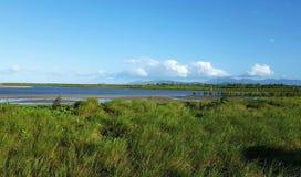 Costa costa, en Townsville Australia Fotografía de archivo libre de regalías