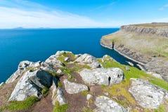 Costa costa escocesa Fotografía de archivo libre de regalías