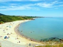 Costa costa irlandesa Imagenes de archivo