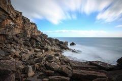 Costa costa portuguesa Imagenes de archivo
