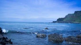 Costa costa rocosa Imagen de archivo