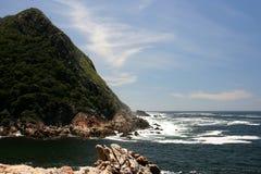 Costa costa rugosa Fotos de archivo libres de regalías