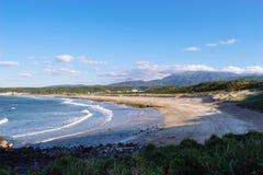 Costa costa, Taipei, Taiwán Imagen de archivo libre de regalías