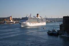 Costa Cruise Ship Stock Photography