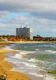 Costa da baía do porto Philip Imagem de Stock