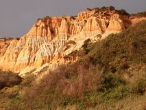 Costa da Caparica, a natural reserve and Portugal's largest contiguous beach