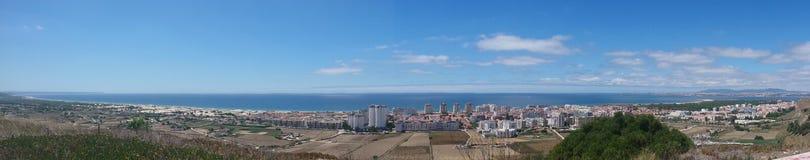 Costa DA Caparica, Portugal Fotos de archivo libres de regalías