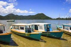 Costa da Lagoa at Florianopolis, Santa Catarina - Brazil Royalty Free Stock Photography