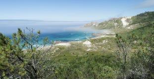 Costa da Morte, North of Spain Stock Photos