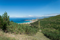 Costa da Morte, North of Spain Royalty Free Stock Photo