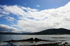 Costa da Morte scenico Fotografie Stock