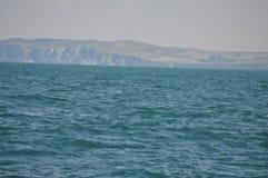 Costa dall'oceano Fotografia Stock