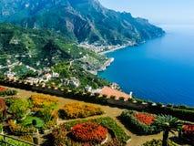 Costa de Amalfi Imagen de archivo