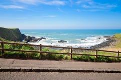 Costa de Antrim Imagens de Stock Royalty Free
