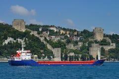 Costa de Bosphorus, Istambul Foto de Stock