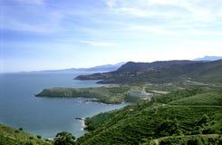 Costa de Brava da costela Imagem de Stock