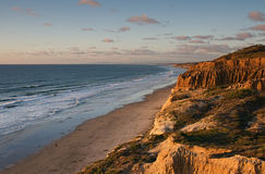 Costa de Califórnia foto de stock royalty free