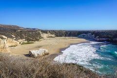 Costa de Califórnia Fotografia de Stock