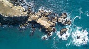 Costa de California imágenes de archivo libres de regalías