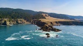Costa de California imagenes de archivo