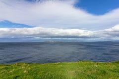 Costa de Causway em Irlanda do Norte imagens de stock royalty free