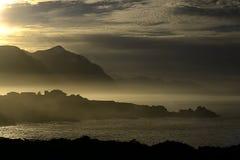 Costa de Ciudad del Cabo Fotos de archivo