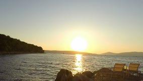 Costa de Croatia vídeos de arquivo